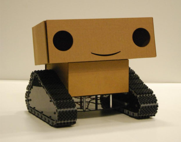 Boxie The Story Gathering Robot